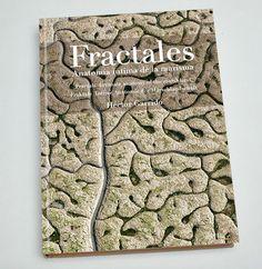 """Imágen del libro de Héctor Garrido """"Fractales. Anatomía íntima de la marisma"""""""