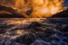 Photo Raining Light by Rod Trenchard on 500px