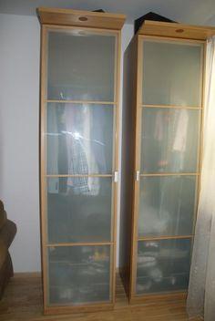 IKEA HOPEN szafa dwa segmenty (2507226127) - Allegro.pl - Więcej niż aukcje. Najlepsze oferty na największej platformie handlowej. Ikea Hopen, Bathroom Medicine Cabinet, Lockers, Locker Storage, Furniture, Home Decor, Decoration Home, Room Decor, Locker