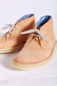 Clarks Nubuck Desert Boot