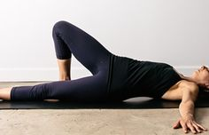 The 5 Best Hip Stretches to Relieve Tightness Now: Supine Lateral Hip Opening