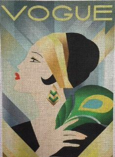 Vogue Fashion Needlepoint from Needlepoint for Fun