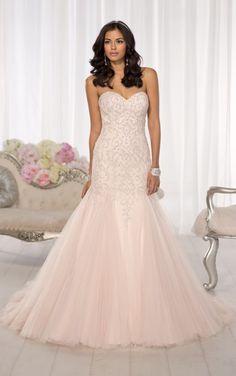 D1604 Elegant Wedding Dresses by Essense of Australia