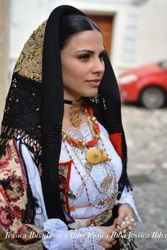 Trends-Women Hot Sale Collection Page - Newchic Italian Women, Italian Beauty, Sardinian People, Costumes Around The World, Europe Fashion, Folk Costume, World Cultures, Traditional Dresses, Portraits