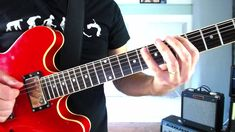 This blues guitar lesson shows you how to extend the blues scale with a cool string bend. You hear this bending trick in the solos of BB King, Peter Green, Joe Bonamassa and other blues guitar greats. So grab this bending guitar tip and start using it too Guitar Tabs Songs, Music Guitar, Cool Guitar, Playing Guitar, Blues Guitar Lessons, Electric Guitar Lessons, Online Guitar Lessons, Guitar Riffs, Guitar Chords