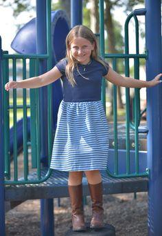 Maggie T-Shirt Dress – Moon Child Boutique