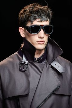 Salvatore Ferragamo Menswear Fall/Winter 2013 Look 27 Detail