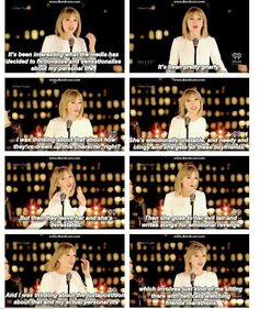 Taylor on her inspiration for Blank Space