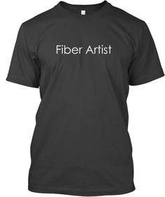 You aren't just any Fiber Artist! | Teespring in Purple or Black Size 2XL