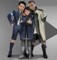 1329 Best Detroit become human images in 2019 | Becoming human