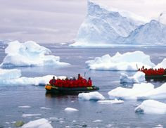 Antarctica Hits 63.5 Degrees as Mitch McConnell Vows to Sabotage Climate Pact   Alternet