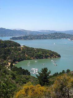 Angel Island--Belvedere Island --San Francisco Bay
