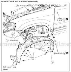 suspensión trasera de la super duty f 250 despiece - Buscar con Google