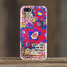 Piace Boutique - Phone Case Happy Girls, $19.00 (http://www.piaceboutique.com/phone-case-happy-girls/)