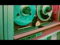 """Computer Classic: """"The Computer and Manned Space Flight"""" circa 1972 NASA https://www.youtube.com/watch?v=EollNAmgwKA #computers #spaceflight"""