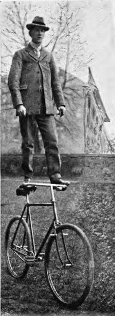 """1901""""Fancy Cycling""""   Retronaut"""