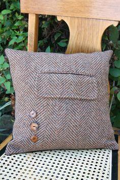 Tweed Pillow