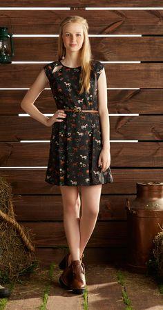 Só na Antix Store você encontra Vestido Cavalinhos com exclusividade na internet