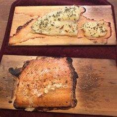 Trishie's Cedar Plank Cod - Allrecipes.com