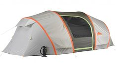 Kelty Airpitch Inflatable Tent, great tent that looks big enough for people and dogs and sets up without poles. $389