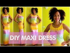Maxi jurk naaien | Creachick | Bloglovin'