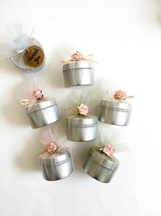 12 Garden Rose Soy Candle Favors 4 oz Natural Vegan by KayaSoaps Unique Wedding Favors, Wedding Gifts, Fall Wedding, Party Wedding, Anniversary Party Favors, Honeysuckle Flower, Candle Favors, Grad Gifts, Soy Wax Candles