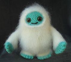 PATTERN for Adorable Monster Amigurumi by lucyravenscar on Etsy, $4.00    See - it's times like these where I feel like I need to learn how to knit...