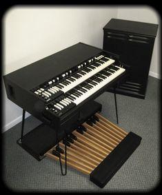 Custom Hammond organs and chops