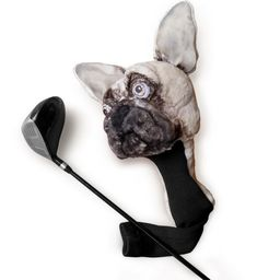 Custom Golf headcovers and puppets