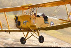 Private de Havilland DH. 82 Tiger Moth G-AFVE