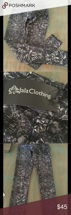 JALA clothing yoga leggings JALA clothing workout leggings. NWT. Size Xs jala Pants Leggings