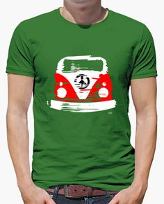 Camiseta Furgo Paz