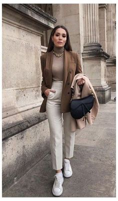 Business Casual Outfits, Cute Casual Outfits, Stylish Outfits, Formal Casual Outfits, Classy Outfits For Women, Office Outfits Women, Work Dresses For Women, Business Dresses, Casual Fall