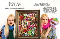 mr tilley's art & beckerman twins are featured in this months CHLOE magazine 8 page spread :D #nextlevel www.tylertilley.com http://next-level-art.tumblr.com