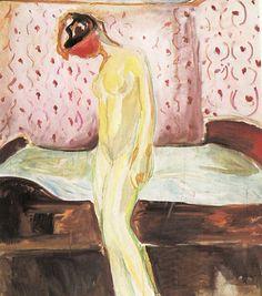E. Munch, Ragazza in lacrime