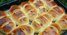 Hot Dog Buns, Hot Dogs, Bread, Food, Basket, Bulgur, Brot, Essen, Baking