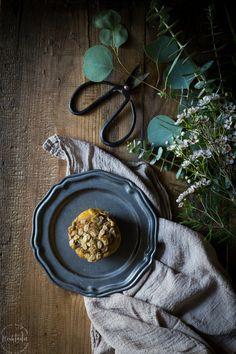 The BEST Gluten Free Pumpkin Muffins made with real pumpkin and Pumpkin Pie…
