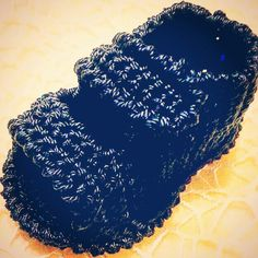 Sandaletto blu