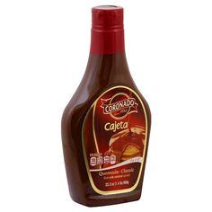 Coronado Quemada Syrup 23.3oz