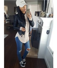 mommylife all day everyday ootd Hat Hoodie Jacket Sporty Outfits Day Everyday fashiongalclothing hat hon Hoodie Jacket mommylife ootd windsorstore Sporty Outfits, Mom Outfits, Everyday Outfits, Classy Outfits, Everyday Fashion, Stylish Outfits, Cute Outfits, Look Fashion, Autumn Fashion