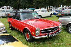 1969 - Mercedes-Benz 280 SL Automatic - DR-05-40