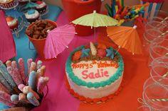 Beach Party Birthday
