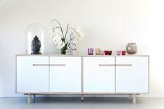 Credenza Roenne. Intersti. Nordic Design.