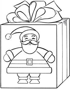 free coloring pages present | Hard Pretty Christmas Coloring Pages | Free Christmas ...