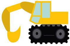 Excavator | Free EYFS / KS1 Resources for Teachers