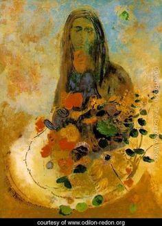 Mystery - Odilon Redon - www.odilon-redon.org