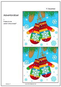 advents-aktivitäten für jeden tag 21/22   weihnachten rätsel, advent und ideen zum advent