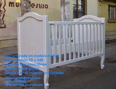 muebles de bebe: cuna de bebe ely
