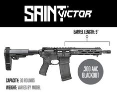 Learn more about the new Springfield Armory Saint Victor premium AR pistol