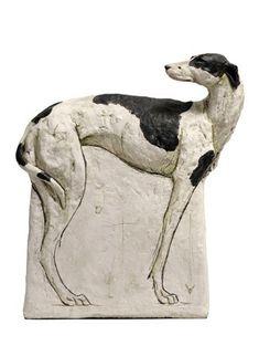 Long Dog I by Tanya Brett